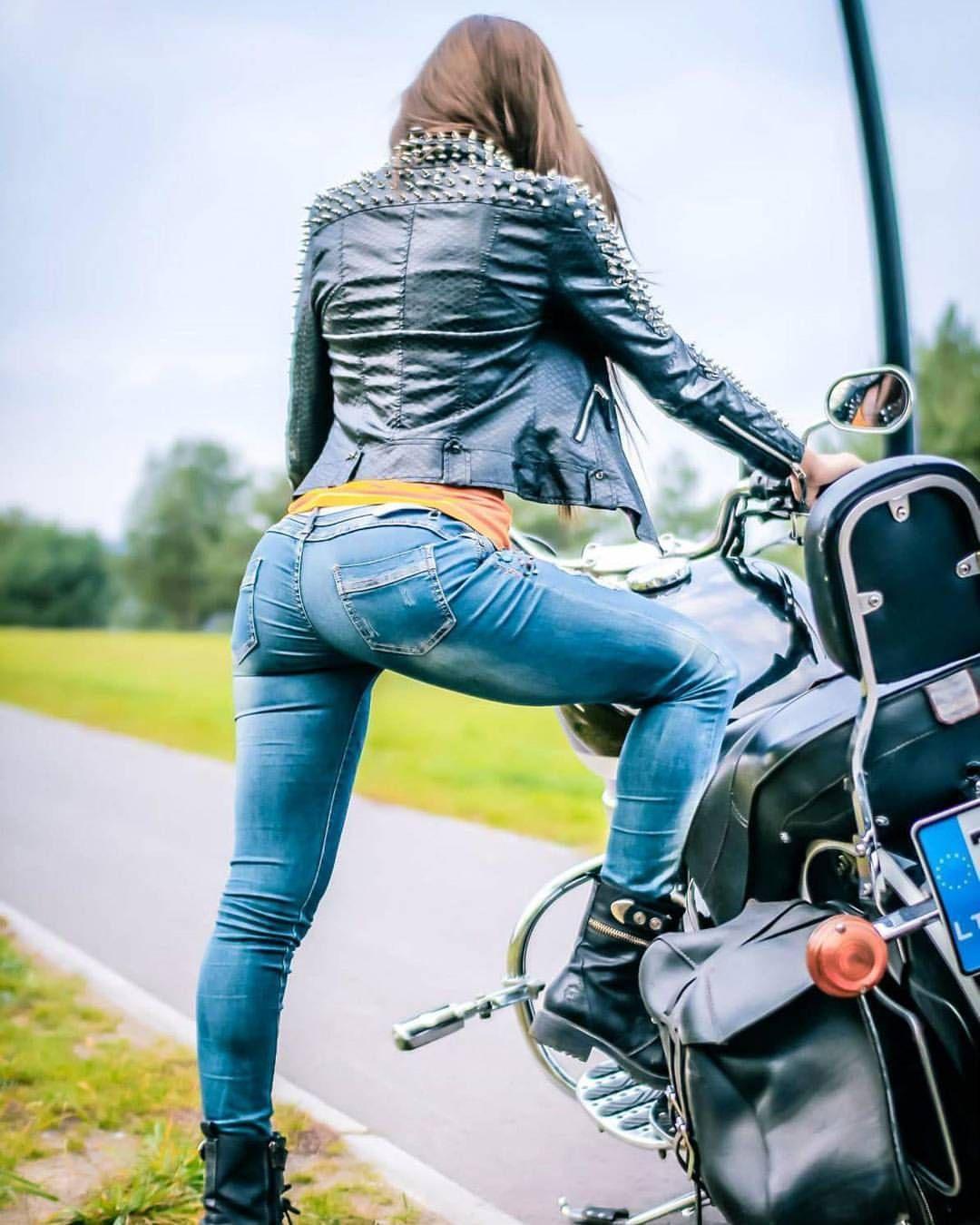 Femme à moto : choisissez bien votre pantalon